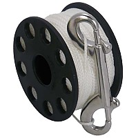 [해외]SCUBAFORCE Spool With Double Ender SS White
