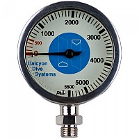[해외]HALCYON Submersible Pressure Gauge For Stage