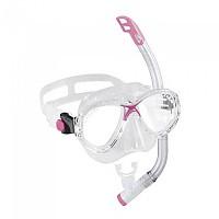 [해외]크레시 Kit Marea VIP Junior Clear / Pink (Marea + Top)