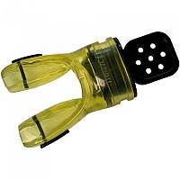 [해외]DE PROFUNDIS Thermal Mouthpiece Clear / Yellow