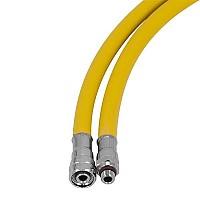 [해외]SCUBAFORCE Medium Pressure Hose Yellow