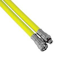 [해외]SCUBAFORCE Flex MP Hose 3/8 Yellow