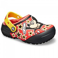 [해외]크록스 FL Mickey Mouse Lined Clog Black