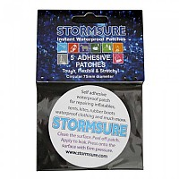 [해외]STORMSURE Tuff Tape Circular 75 mm 5 pcs