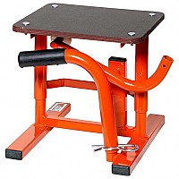 [해외]HI Q TOOLS Lift Stand Enduro/Supermoto Orange