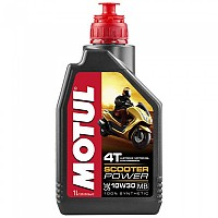 [해외]MOTUL Scooter Power 4T 10W30 MB