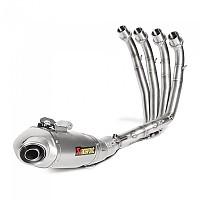 [해외]아크라포빅 머플러 Steel&Titanium CB 650F 14/CBR 650F 14 Silver