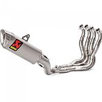 [해외]아크라포빅 머플러 Evolution Titanium GSX-R 1000 17-18 Silver
