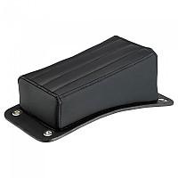 [해외]BILTWELL Pillion Pad Black Vertical Tuck N Roll