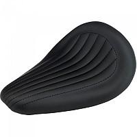 [해외]BILTWELL Thinline Black Vertical Tuck N Roll