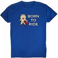 [해외]KRUSKIS Born To Ride Royal Blue