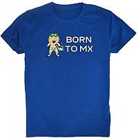 [해외]KRUSKIS Born To MX Royal Blue