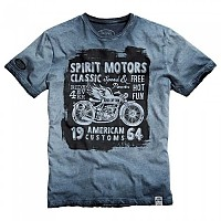 [해외]SPIRIT MOTORS T-Shirt 6.0 Black