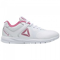[해외]리복 Rush Runner Synthetic White / Pink
