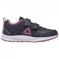 [해외]리복 Almotio 4.0 Leather 2 Velcro Navy / Pink