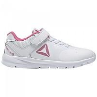 [해외]리복 Rush Runner Synthetic Alt White / Pink