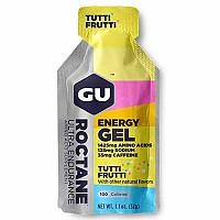 [해외]GU Roctane Energygrel Display Tutti Frutti 32gr x 24 Units