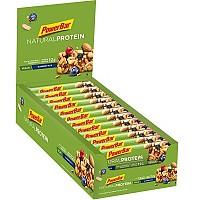 [해외]파워바 Natural Protein 40gr x 24 Bars