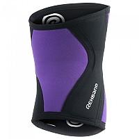 [해외]REHBAND RX Knee Sleeve 5mm Purple / Black
