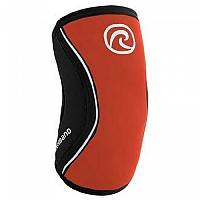 [해외]REHBAND RX Elbow Sleeve 5 mm Orange / Black