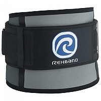 [해외]REHBAND Power Line Back Support 7 mm Grey