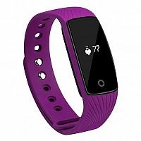 [해외]MUVIT Sports Activity Smartband With Heart Rate Monitor Violet