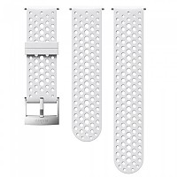 [해외]순토 Athletic 1 Silicone Strap White / Steel