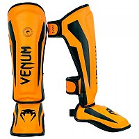 [해외]베넘 Elite Shin Guards Orange fluo