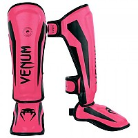 [해외]VENUM Elite Shin Guards Pink fluo