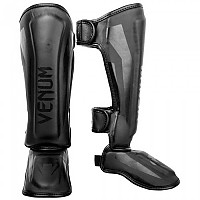 [해외]VENUM Elite Shin Guards Matte / Black