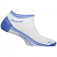 [해외]MUND SOCKS Invisible Coolmax Blue