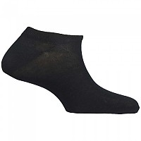 [해외]MUND SOCKS Invisible Black