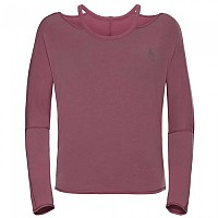 [해외]오들로 Maia Ease BL Top L/S Mesa Rose Melange