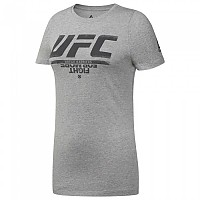 [해외]리복 COMBAT UFC Fan Gear Logo Medium Grey Heather