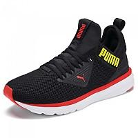 [해외]푸마 Enzo Beta Woven Puma Black / Nrgy Red / Yellow Alert