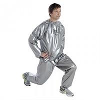 [해외]EVERLAST EQUIPMENT PVC Sauna Suit Grey
