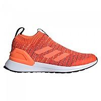 [해외]아디다스 Rapidarun Laceless Knit Junior Active Orange / Hi Res Coral / Collegiate Royal