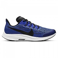 [해외]나이키 Air Zoom Pegasus 36 GS Racer Blue / Black / White