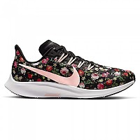 [해외]나이키 Air Zoom Pegasus 36 VF GS Black / Pink Tint / Pale Ivory / White