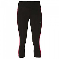 [해외]아식스 Capri Performance Black / Laser Pink
