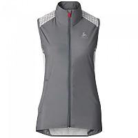 [해외]오들로 Zepto Vest Odlo Steel Grey / Platinium Grey
