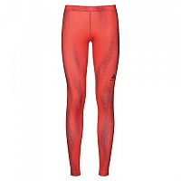 [해외]오들로 Ebe Tights Hot Coral AOP