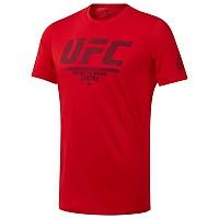 [해외]리복 COMBAT UFC Fan Gear Logo Primal Red