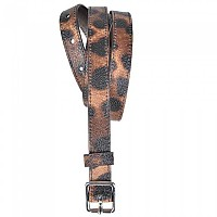 [해외]돌체앤가바나 Women Animal Print Belt Brown