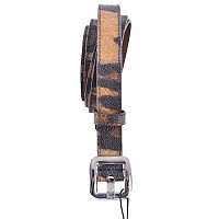 [해외]돌체앤가바나 Women Print Animal Belt Brown 3