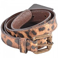[해외]돌체앤가바나 Women Print Animal Belt Brown