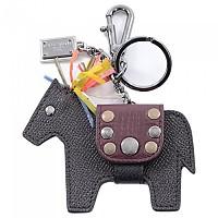 [해외]돌체앤가바나 Plate Horse Keyholder Dark Brown