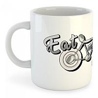 [해외]KRUSKIS Mug Eat My Dust White