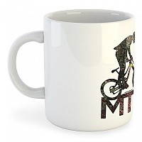 [해외]KRUSKIS Mug MTB Background White