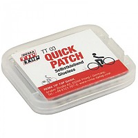 [해외]TIP TOP Quick Tubeless Patches TT03 Set Black